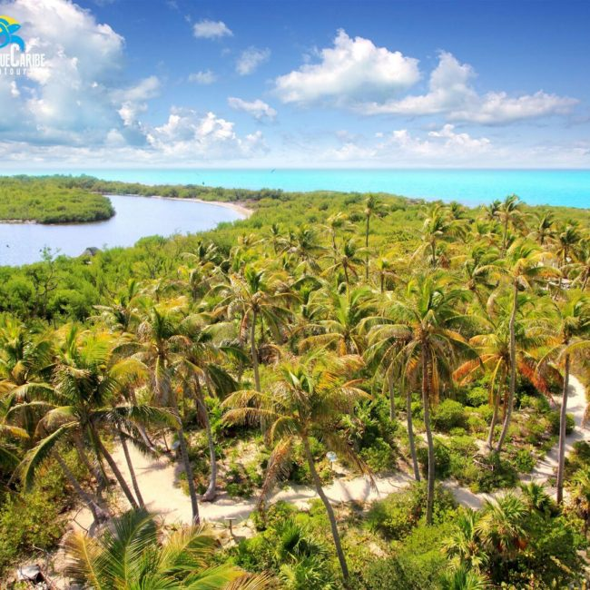 The discovery of Isla Contoy