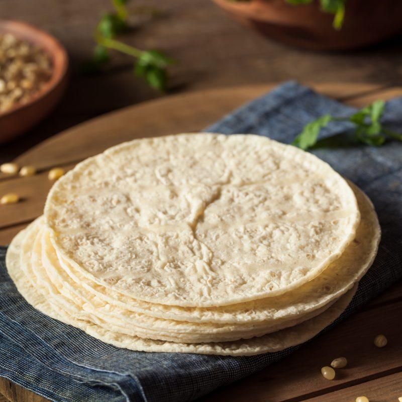 Participación en la panadería maya