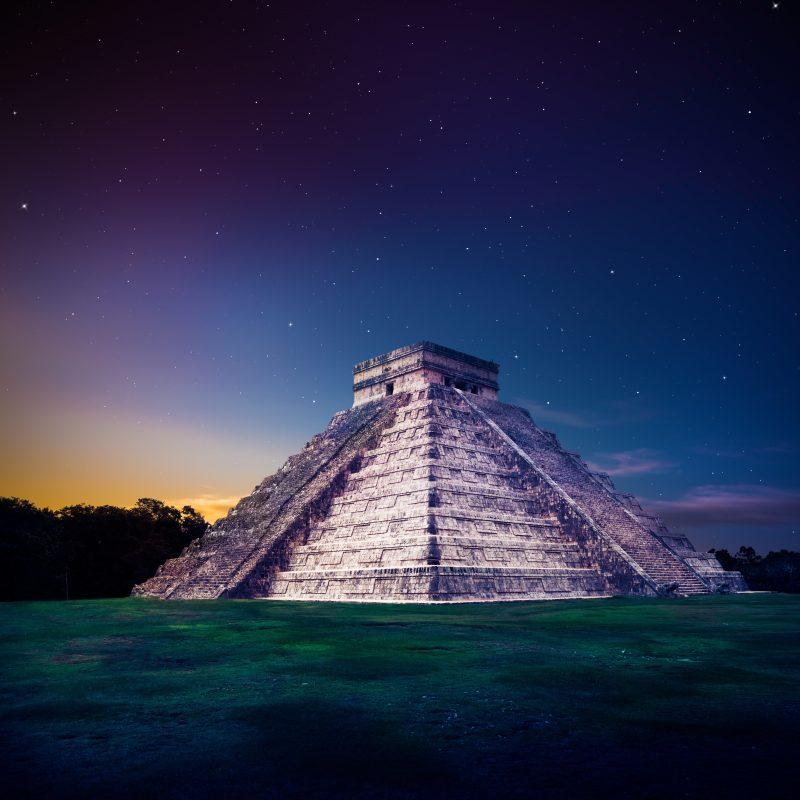 Rituel Maya