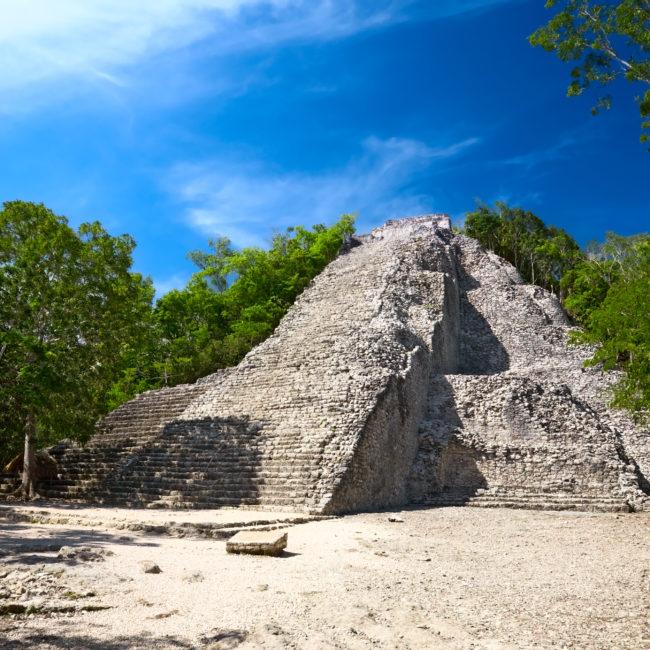 Site archéologique de Coba