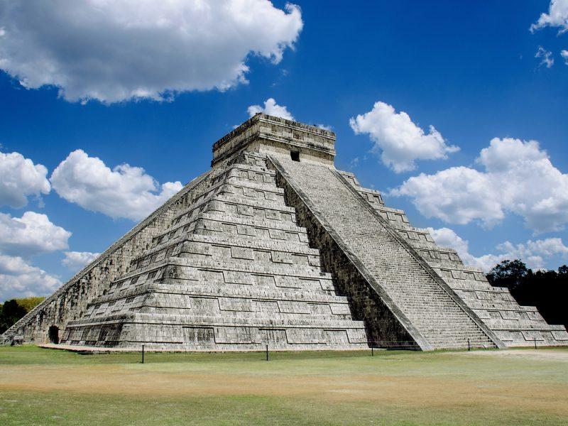 temple-maya - Photo