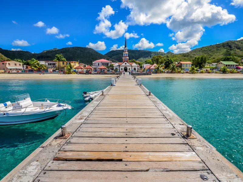 Des Caraibes aux Antilles